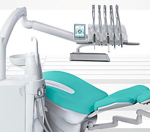 RPA Dental Equipment Stern Weber S320TR 003