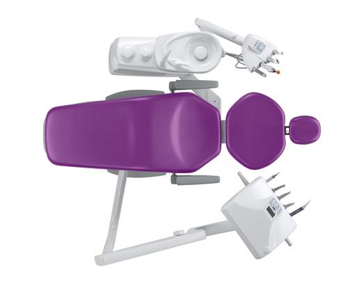RPA Dental Equipment Castellini Puma_ELI Ambidextrous left