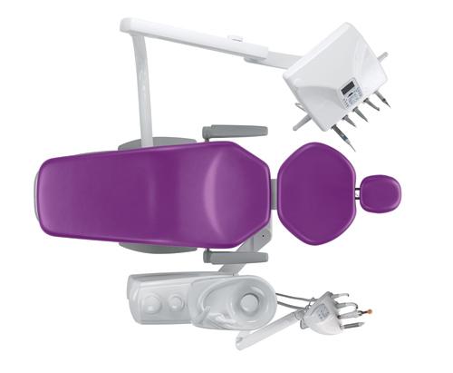 RPA Dental Equipment Castellini Puma ELI Ambidextrous right