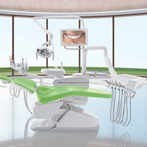 RPA Dental Equipment Castellini Skema 8