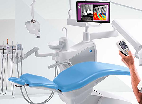 RPA Dental Equipment Stern Weber S 200 004