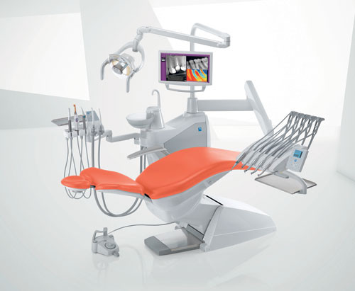 RPA Dental Equipment Stern Weber S 200alta