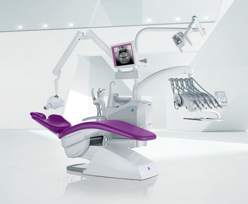 RPA Dental Equipment Stern Weber S 300 alta