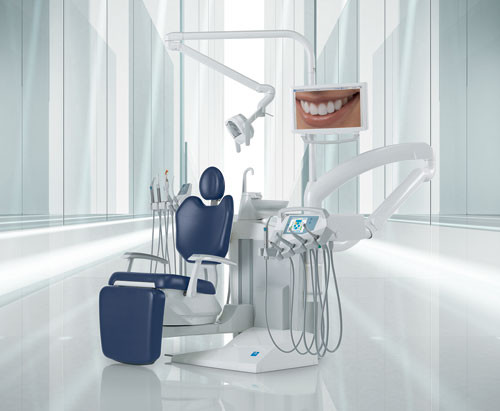 RPA Dental Equipment Stern Weber TRC 380alta