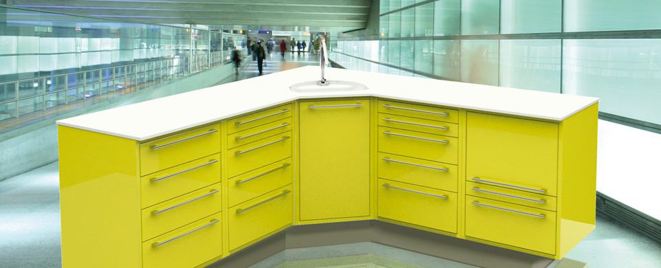 RPA Dental Equipment Dental Cabinets