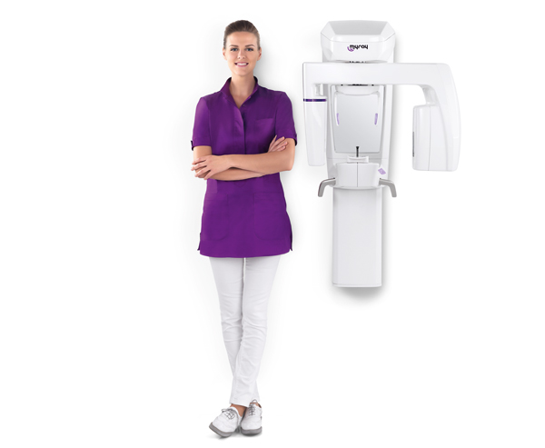 RPA Dental Equipment Digital Imaging MyRay Hyperion X5